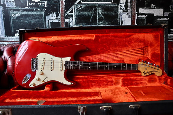 Fender Stratocaster Candy Apple Red 1969
