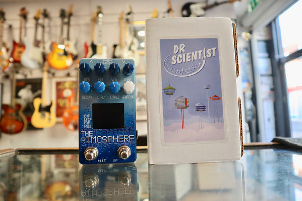 Dr. Scientist The Atmosphere Reverb