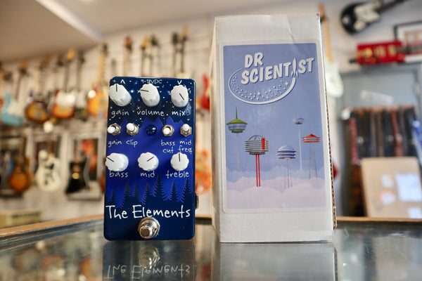 Dr. Scientist The Elements Distortion / Fuzz / Overdrive
