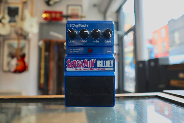 Digitech Screamin' Blues Overdrive/Distortion