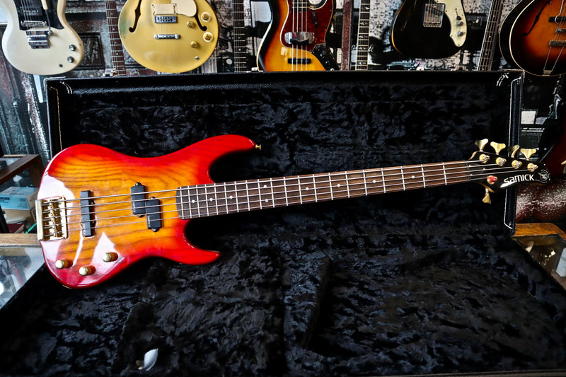 Samick Valley Arts Custom Designed 5-String 1990's
