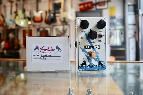 Fredric Effects ICBM 78
