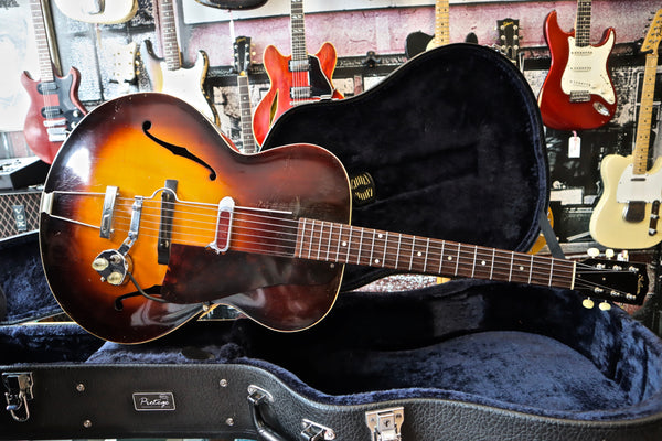 Gibson L-50 1930's