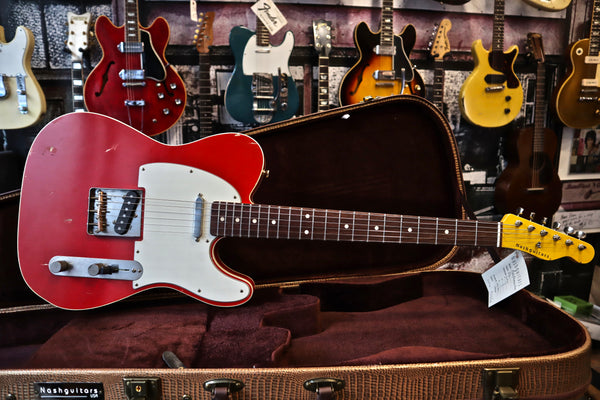 Nash Guitars T-63 Dakota Red Double-Bound