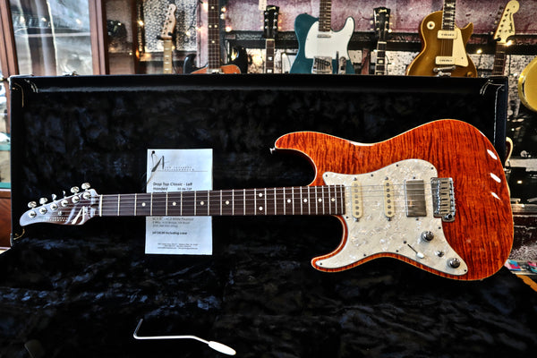 Tom Anderson Drop Top Classic Left-Handed 2012