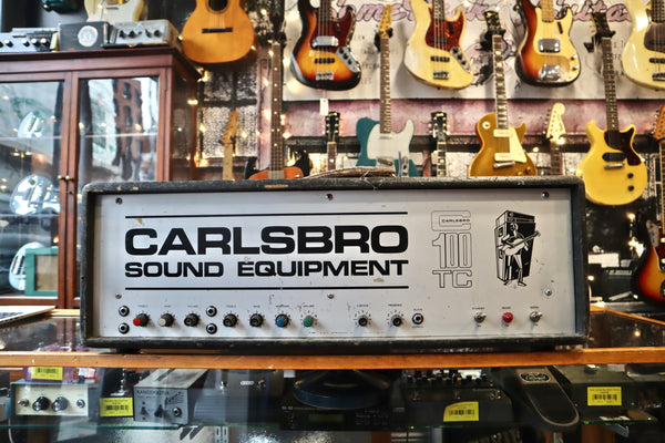 Carlsboro 100TC Valve Head