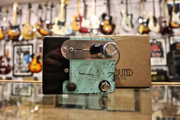 Coppersound Broadway Treble Booster & Germanium Pre-Amp