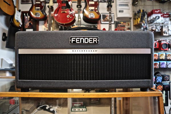 Fender Bass Breaker 45 Head