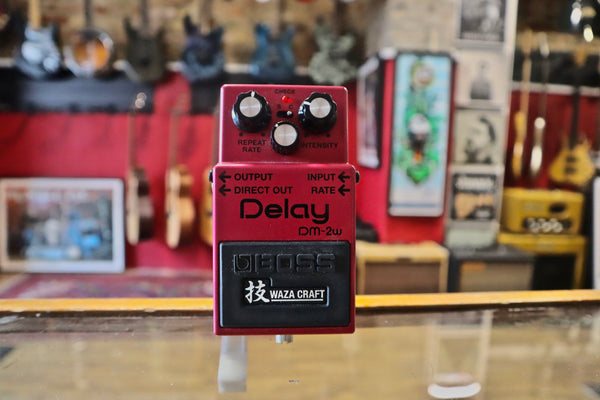 Boss DM-2w Waza-Craft Delay