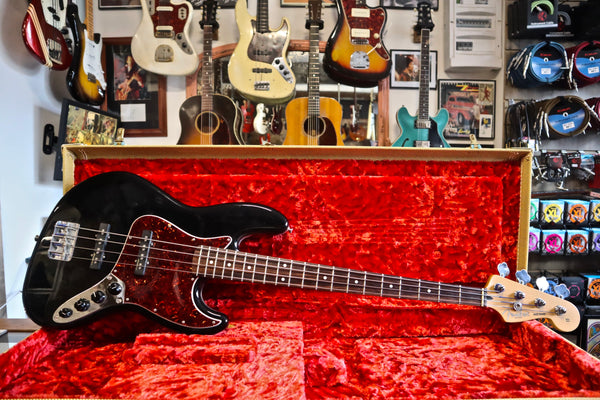 Fender Deluxe Active Jazz Bass MIM 2009