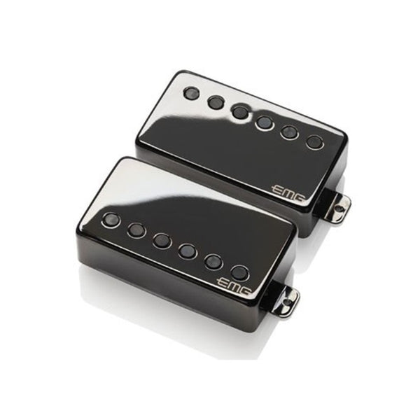 Emg James Hetfield Set Black Chrome
