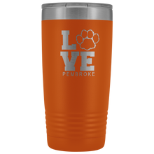 Load image into Gallery viewer, Pembroke LOVE 20oz Tumbler
