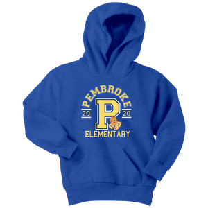 Pembroke Athletic Youth Hoodie