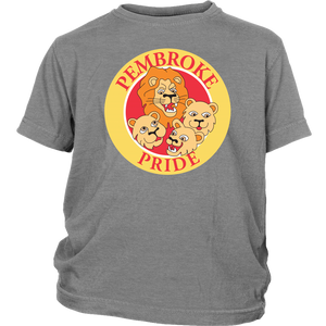 Pembroke Youth Short Sleeve Shirt