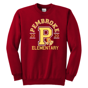 Pembroke Athletic Adult Crewneck Sweatshirt