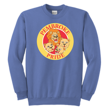 Load image into Gallery viewer, Pembroke Youth Crewneck Sweatshirt