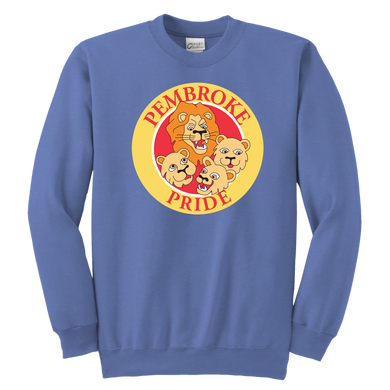 Pembroke Youth Crewneck Sweatshirt