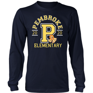 Pembroke Athletic Adult Long Sleeve Shirt