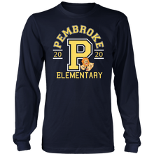 Load image into Gallery viewer, Pembroke Athletic Youth Long Sleeve Shirt