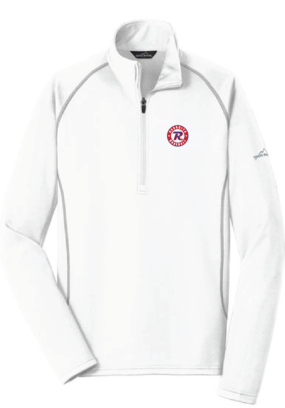 Eddie Bauer Quarter-Zip Base Layer Fleece