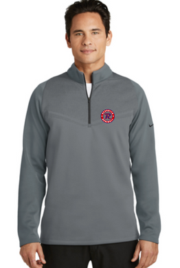 Nike Therma-FIT Hypervis 1/2-Zip Cover-Up - Circle