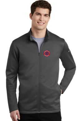 Nike Therma-FIT Full-Zip Fleece - Circle