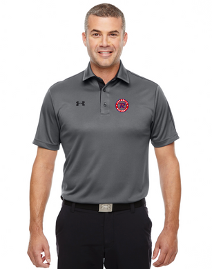 Under Armour Men's Tech Polo - Circle