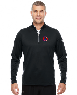 Under Armour Men's Qualifier 1/4 Zip - Circle