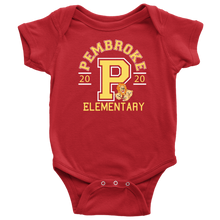 Load image into Gallery viewer, Pembroke Athletic Onesie