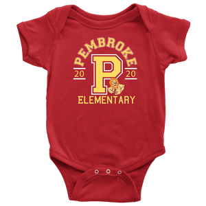 Pembroke Athletic Onesie