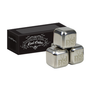 Stainless Steel Beverage Cubes (3,000 units)