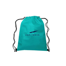 "Load image into Gallery viewer, 13""w x 16.5""h Drawstring Non-Woven Bag (3,000 units)"