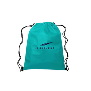 "13""w x 16.5""h Drawstring Non-Woven Bag (3,000 units)"
