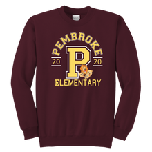 Load image into Gallery viewer, Pembroke Athletic Adult Crewneck Sweatshirt