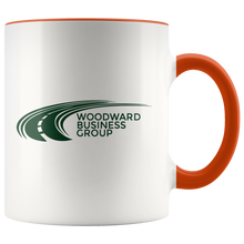 Load image into Gallery viewer, Woodward Business Group Accent Mug