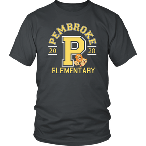 Pembroke Athletic Adult Short Sleeve Shirt