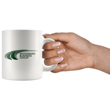Load image into Gallery viewer, Woodward Business Group White Mug
