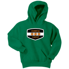 Load image into Gallery viewer, Pembroke Badge Youth Hoodie