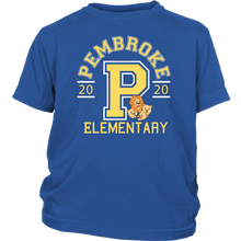 Load image into Gallery viewer, Pembroke Athletic Youth Short Sleeve Shirt