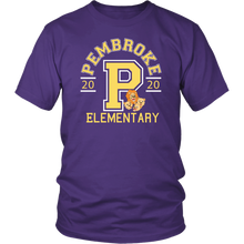 Load image into Gallery viewer, Pembroke Athletic Adult Short Sleeve Shirt