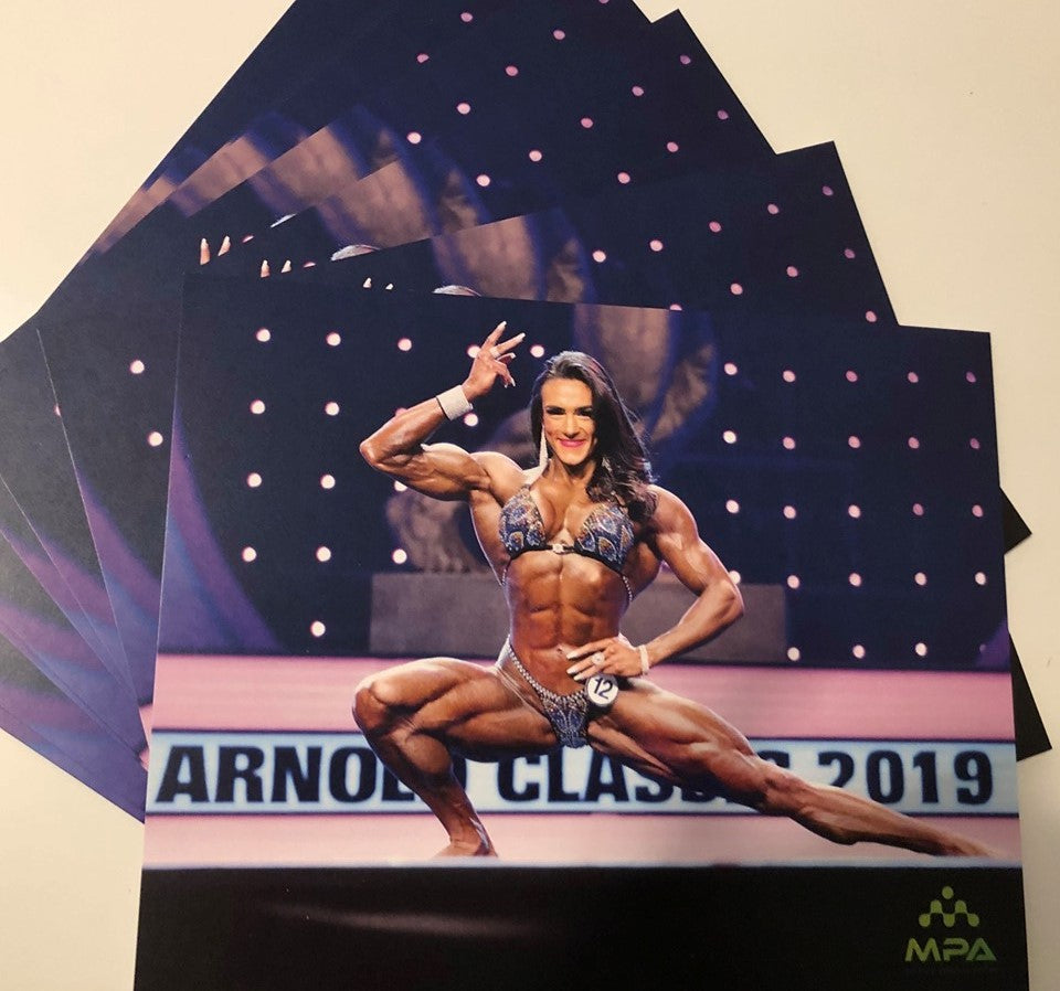 #1 Stage Photo Arnold Classic