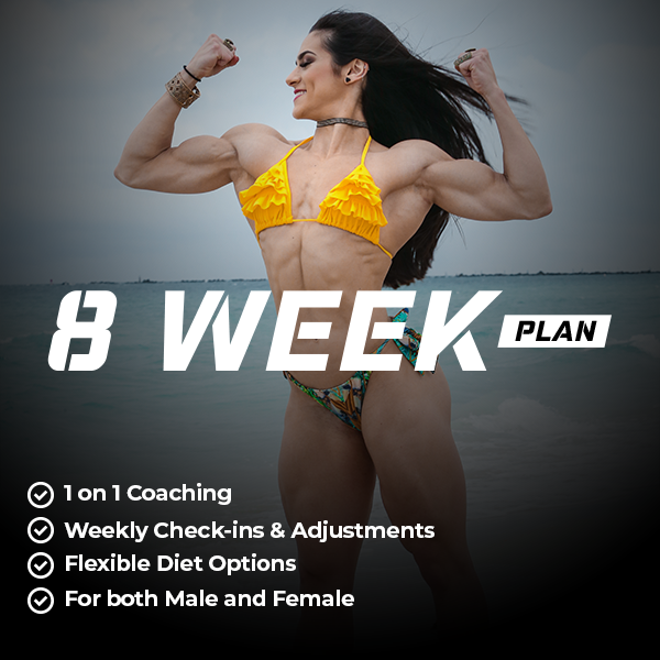 8 Week Custom Nutrition Plan
