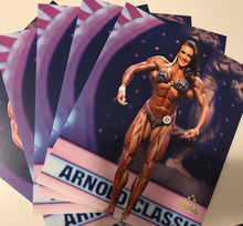 Load image into Gallery viewer, #10 Stage Photo Arnold Classic