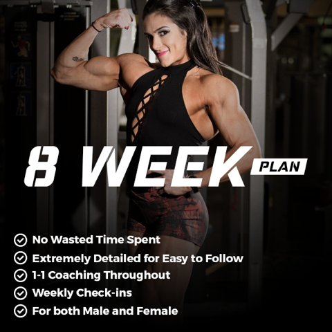 8 Week Custom Training Program