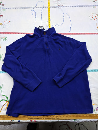 Men's 2XL Ralph Lauren Polo Quarter Zip Pullover