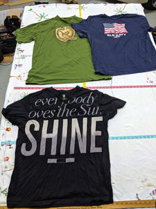 3x Men's 2XL Tee Shirts - Cavi, Rocawear, Old Navy
