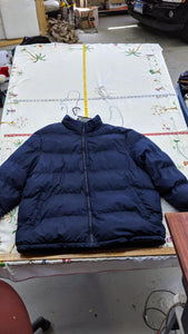 Men's 2XL Faded Glory Fleece Lined Puffer Coat