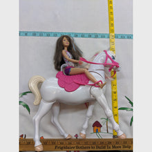 Load image into Gallery viewer, Barbie and Her Sisters Y1174 Interactive Horse + A Barbie