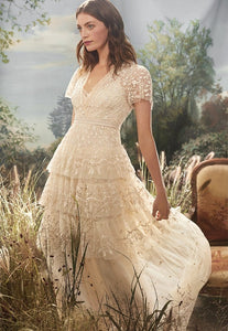 Angelica Lace Gown