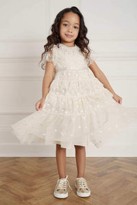 Angelica Lace Kids Dress